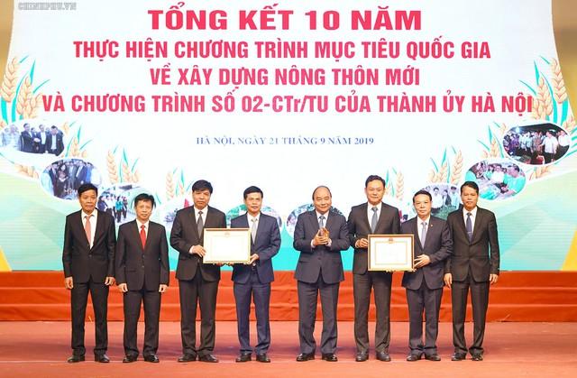 Dẫn lời ca dao, Thủ tướng mong nông thôn Hà Nội là miền quê đáng sống  - Ảnh 1.
