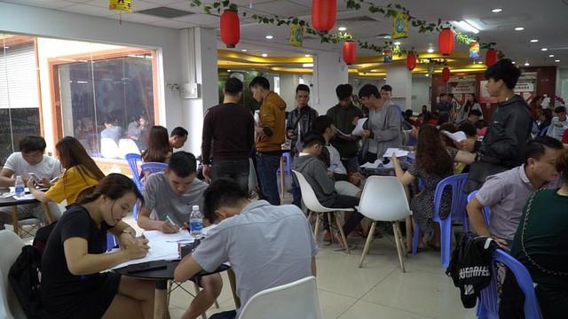 """Nhân viên Alibaba cố thuyết phục khách hàng về các dự án """"ma"""" - Ảnh 1."""