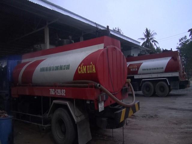 Phát hiện đường dây sản xuất, buôn bán dầu DO giả quy mô lớn liên tỉnh - Ảnh 2.