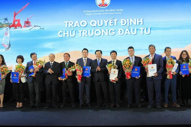 Dòng vốn đầu tư kỷ lục vào Bình Thuận - Ảnh 3.