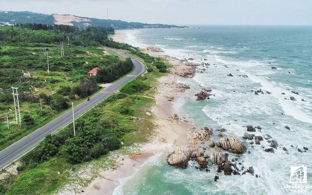 Sóng đầu tư bất động sản nghỉ dưỡng đổ về dải đất ven biển Phan Thiết – Mũi Né - Ảnh 1.