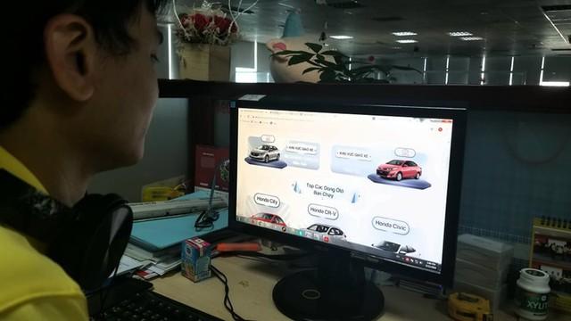 Ngồi một chỗ mua được ô tô… nhờ cú click chuột - Ảnh 2.