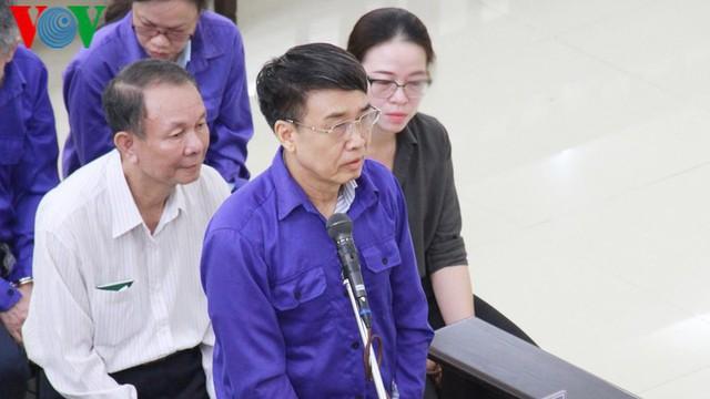 Vụ xét xử cựu Thứ trưởng Lê Bạch Hồng: Tòa tuyên án vào ngày 25/9 - Ảnh 1.