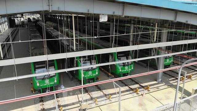 Cận cảnh đường sắt xây dựng hơn một thập kỷ, đội vốn hơn 18 nghìn tỷ - Ảnh 13.