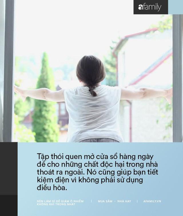 11 cách bạn có thể làm để giảm ô nhiễm không khí trong nhà trong những ngày Hà Nội, Sài Gòn đều ô nhiễm nặng nề - Ảnh 10.