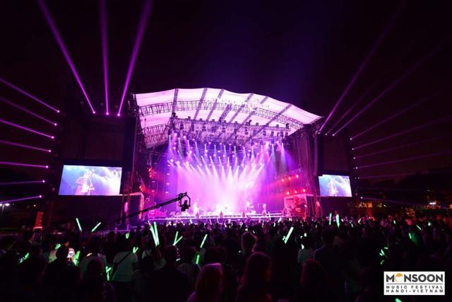 Lễ hội âm nhạc Monsoon 2019 quay lại Hoàng thành Thăng Long sau 1 năm tạm ngừng: Nhiều nghệ sĩ khủng đến từ Ireland, Hàn Quốc... - Ảnh 1.