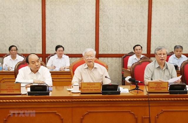 Tổng Bí thư ký ban hành quy định mới về chống chạy chức, chạy quyền  - Ảnh 1.