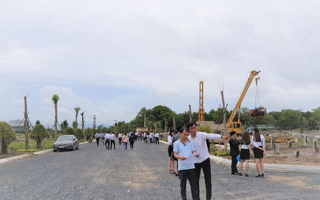 Hiện tượng lạ trên thị trường bất động sản Bình Phước - Ảnh 2.