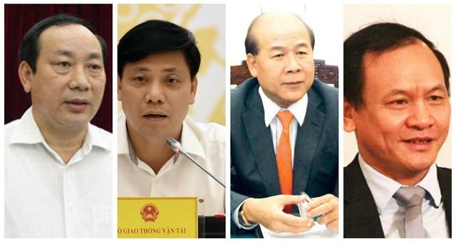 Thủ tướng xóa tư cách nguyên Thứ trưởng Bộ GTVT của ông Nguyễn Hồng Trường - Ảnh 1.