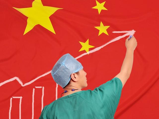 Dịch vụ thăm khám qua ứng dụng nở rộ ở Trung Quốc: Bác sĩ tay nghề cao tư vấn, chẩn đoán trực tiếp cho 10 bệnh nhân cùng lúc, cải thiện tình trạng chen chúc, chờ đợi ở các bệnh viện tuyến trên - Ảnh 1.