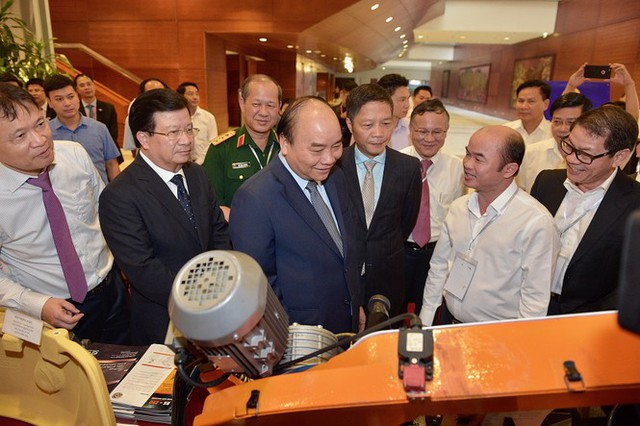Thủ tướng: Hỗ trợ doanh nghiệp cơ khí tham gia dự án trong nước - Ảnh 1.