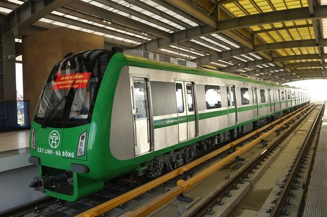 Cận cảnh đường sắt Cát Linh-Hà Đông tiến độ kiểu rùa bò hơn thập kỷ  - Ảnh 18.