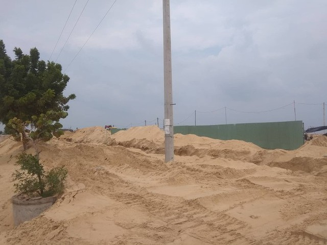 Dự án Nhơn Hội New City tiếp tục bị tuýt còi chưa đủ điều kiện mở bán đất nền - Ảnh 3.