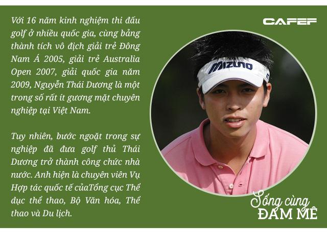 """Golfer chuyên nghiệp Việt Nam từ giã sự nghiệp để làm công chức nhà nước: """"Tôi không tiếc bởi điều bản thân đang đóng góp ý nghĩa gấp 1.000 lần"""" - Ảnh 1."""