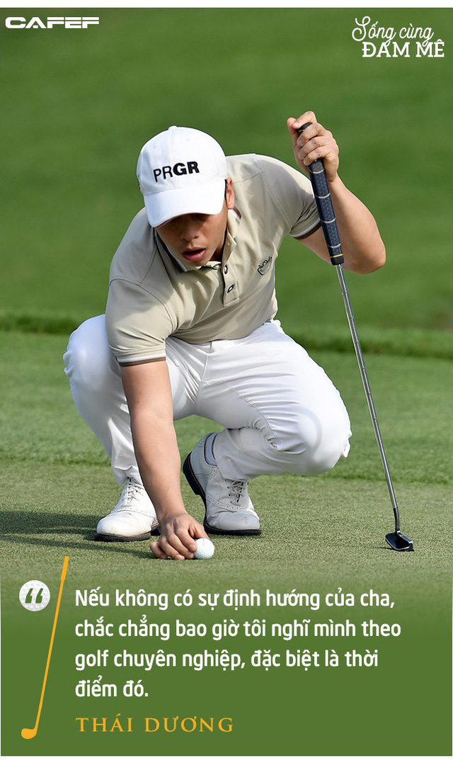 """Golfer chuyên nghiệp Việt Nam từ giã sự nghiệp để làm công chức nhà nước: """"Tôi không tiếc bởi điều bản thân đang đóng góp ý nghĩa gấp 1.000 lần"""" - Ảnh 3."""
