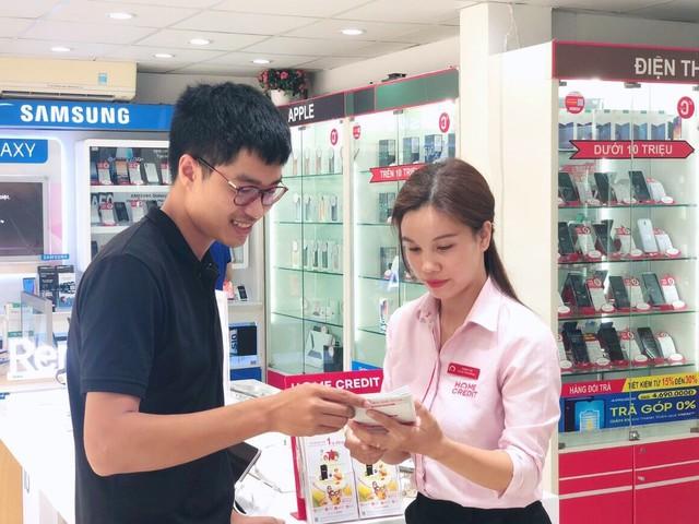E-Signing, Shopping card và con đường cạnh tranh bằng công nghệ của Home Credit - Ảnh 1.