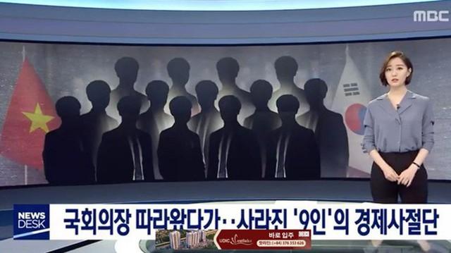 Bộ Kế hoạch-Đầu tư khẳng định không bao che trong vụ 9 người bỏ trốn ở Hàn Quốc  - Ảnh 1.