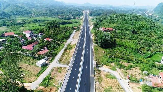 Đường cao tốc Bắc Giang-Lạng Sơn trước giờ G thông xe  - Ảnh 3.