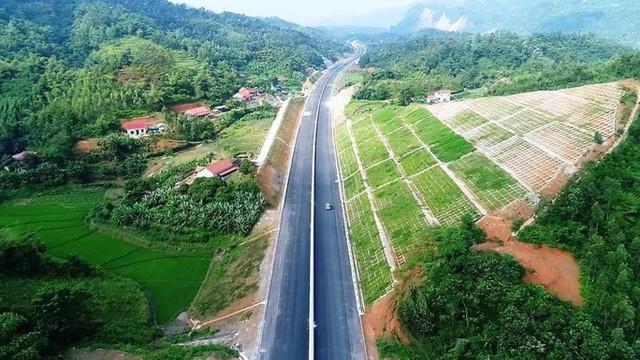Đường cao tốc Bắc Giang-Lạng Sơn trước giờ G thông xe  - Ảnh 7.