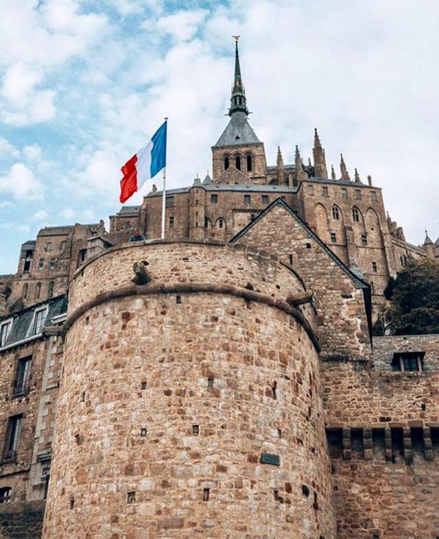 Hòn đảo cổ tích Mont Saint Michel: Hot không thua kém gì tháp Eiffel, thuộc top 3 địa điểm check-in ảo diệu nhất tại Pháp - Ảnh 6.