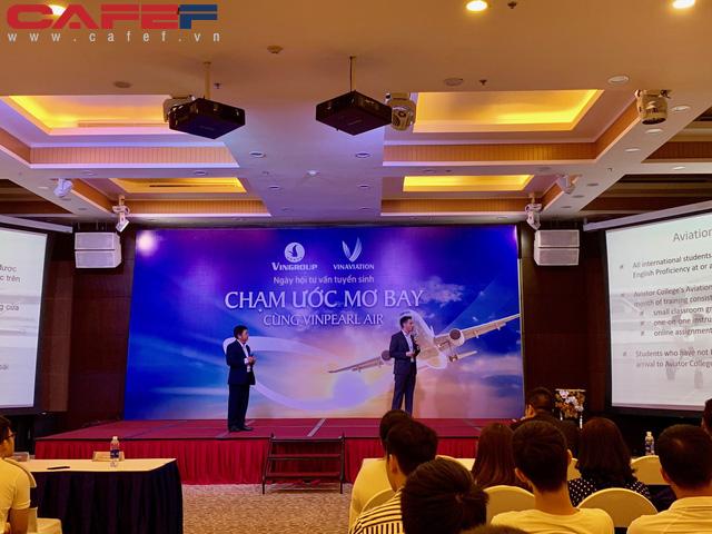 Ông Phan Xuân Đức, Tổng giám đốc Vinpearl Air: 20 năm nữa Việt Nam thiếu 10.000-15.000 phi công - Ảnh 1.