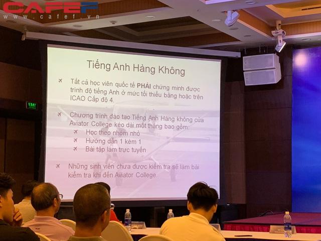 Ông Phan Xuân Đức, Tổng giám đốc Vinpearl Air: 20 năm nữa Việt Nam thiếu 10.000-15.000 phi công - Ảnh 4.