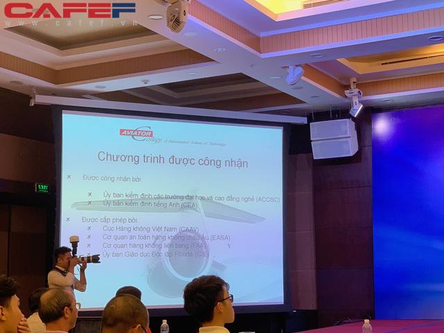Ông Phan Xuân Đức, Tổng giám đốc Vinpearl Air: 20 năm nữa Việt Nam thiếu 10.000-15.000 phi công - Ảnh 5.