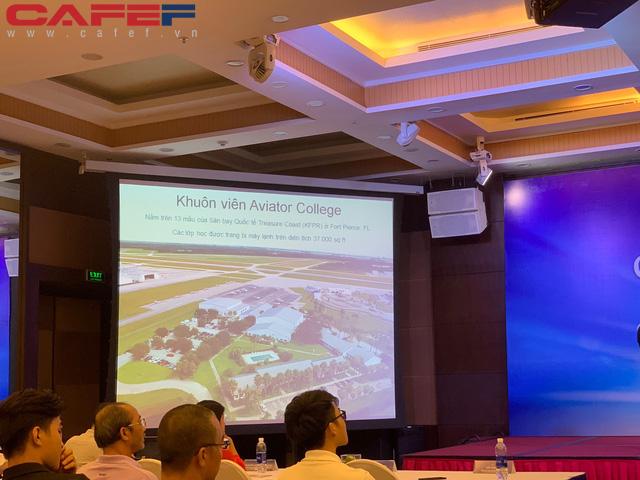 Ông Phan Xuân Đức, Tổng giám đốc Vinpearl Air: 20 năm nữa Việt Nam thiếu 10.000-15.000 phi công - Ảnh 2.