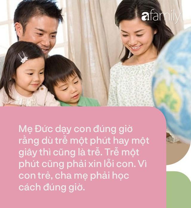 16 quy tắc cực ý nghĩa trong việc dạy con của người Đức, những điều cha mẹ Việt vô tình bỏ qua - Ảnh 14.