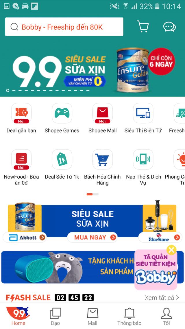 """""""Gà cùng một mẹ"""" Now được tích hợp trong nền tảng Shopee, tận dụng thêm 38 triệu lượt truy cập mỗi tháng từ Shopee - Ảnh 1."""