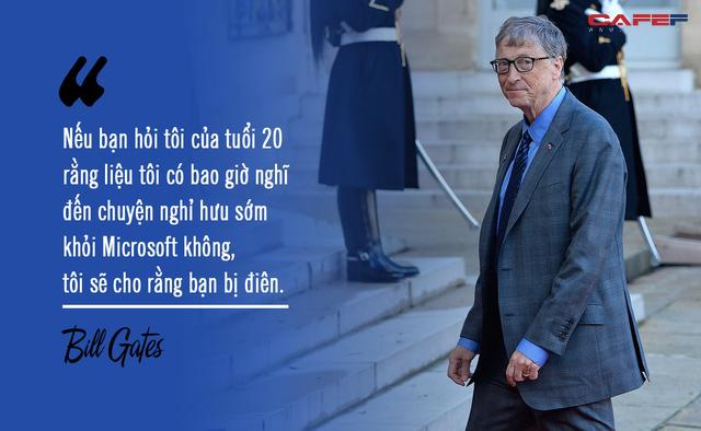 Mất 46 năm, Bill Gates mới ngộ ra sứ mệnh suốt phần đời còn lại của mình nhờ bài phát biểu đầy cảm hứng: Đến Warren Buffett cũng phải khen Tuyệt vời tận 3 lần!  - Ảnh 2.