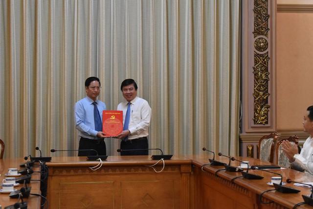 Ông Đặng Minh Đạt làm Chánh Thanh tra TP.HCM - Ảnh 1.