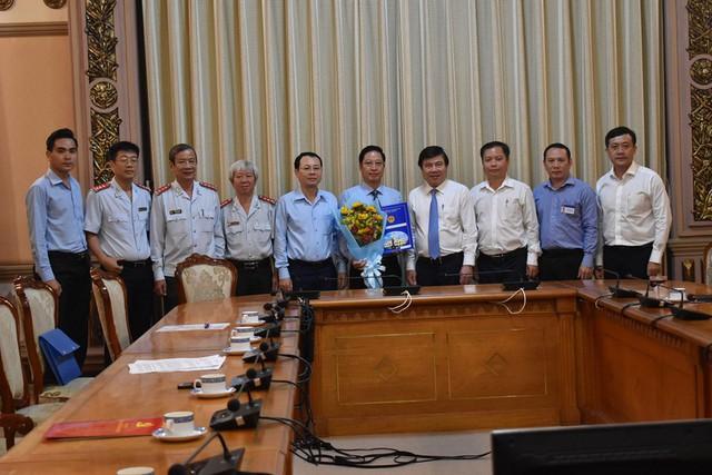 Ông Đặng Minh Đạt làm Chánh Thanh tra TP.HCM - Ảnh 2.
