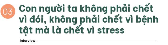 """TS Từ Ngữ: Bí quyết sống khỏe là một """"vòng tròn khép kín, nhưng con em chúng ta đang mất gốc! - Ảnh 3."""