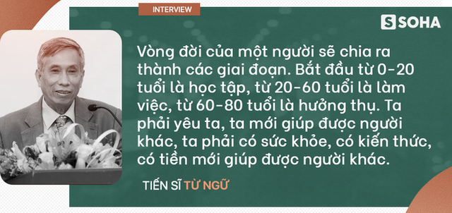 """TS Từ Ngữ: Bí quyết sống khỏe là một """"vòng tròn khép kín, nhưng con em chúng ta đang mất gốc! - Ảnh 8."""