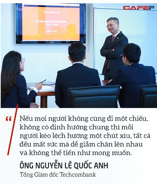 Tổng Giám đốc Techcombank: Những kết quả lớn không bao giờ đến từ sự hời hợt - Ảnh 4.