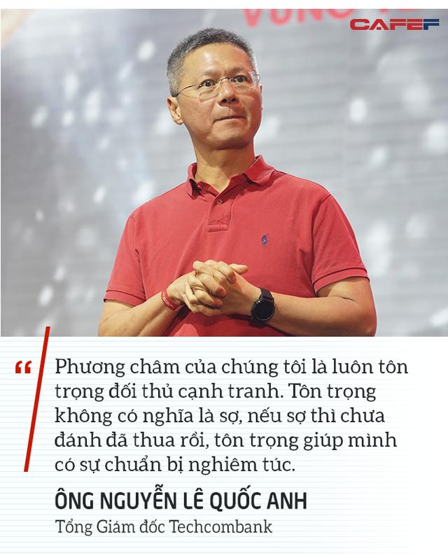 Tổng Giám đốc Techcombank: Những kết quả lớn không bao giờ đến từ sự hời hợt - Ảnh 10.