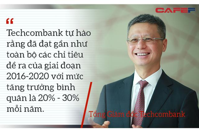 Tổng Giám đốc Techcombank: Những kết quả lớn không bao giờ đến từ sự hời hợt - Ảnh 6.