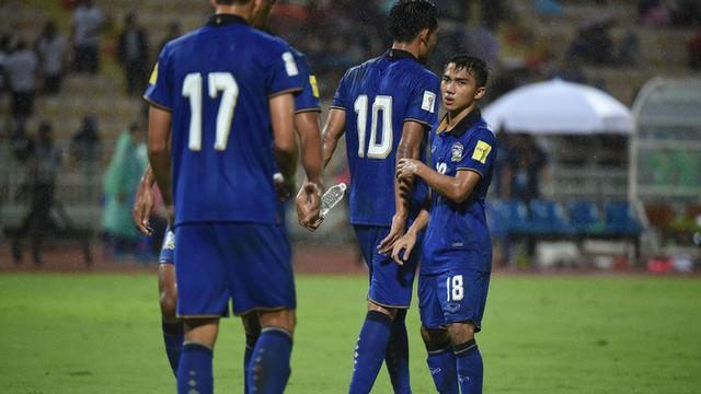 Trang chủ AFC nhắc lại kỷ lục đáng quên của Thái Lan trước ngày đấu Việt Nam - Ảnh 1.