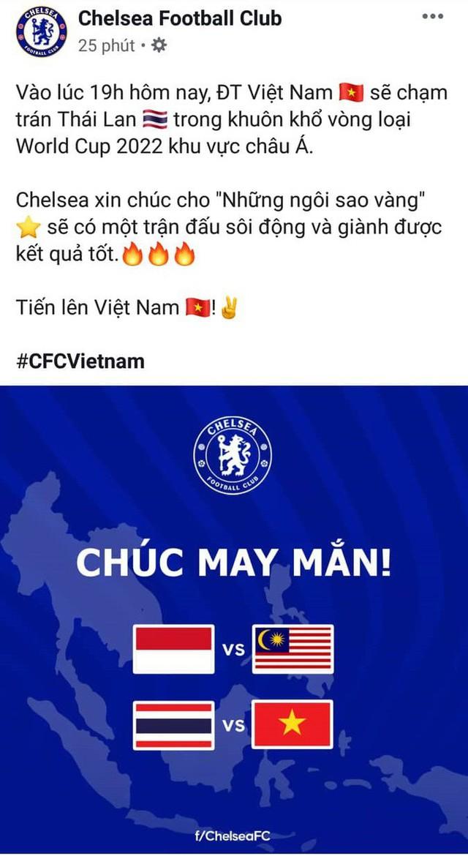 ĐT Việt Nam nhận hàng loạt lời chúc đặc biệt từ trời Âu trước giờ quyết đấu Thái Lan - Ảnh 1.
