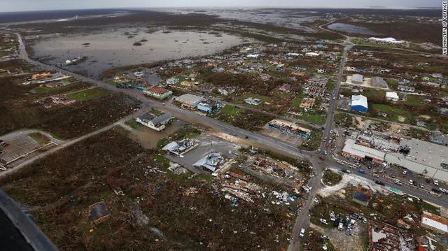Bahamas hoang tàn như tận thế sau siêu bão quái vật Dorian, 20 người th.iệt m.ạng - Ảnh 3.