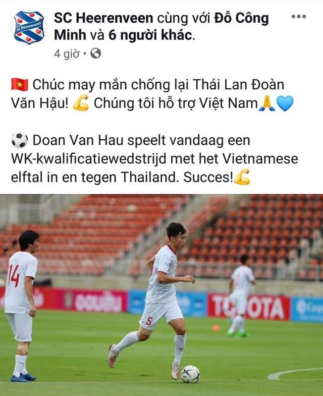 ĐT Việt Nam nhận hàng loạt lời chúc đặc biệt từ trời Âu trước giờ quyết đấu Thái Lan - Ảnh 3.