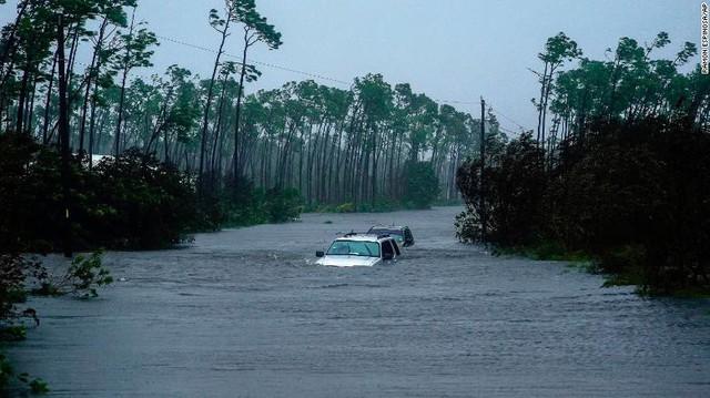 Bahamas hoang tàn như tận thế sau siêu bão quái vật Dorian, 20 người th.iệt m.ạng - Ảnh 5.