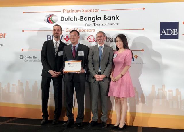 TPBank đạt giải thưởng Đối tác hàng đầu của ADB tại Việt Nam - Ảnh 1.