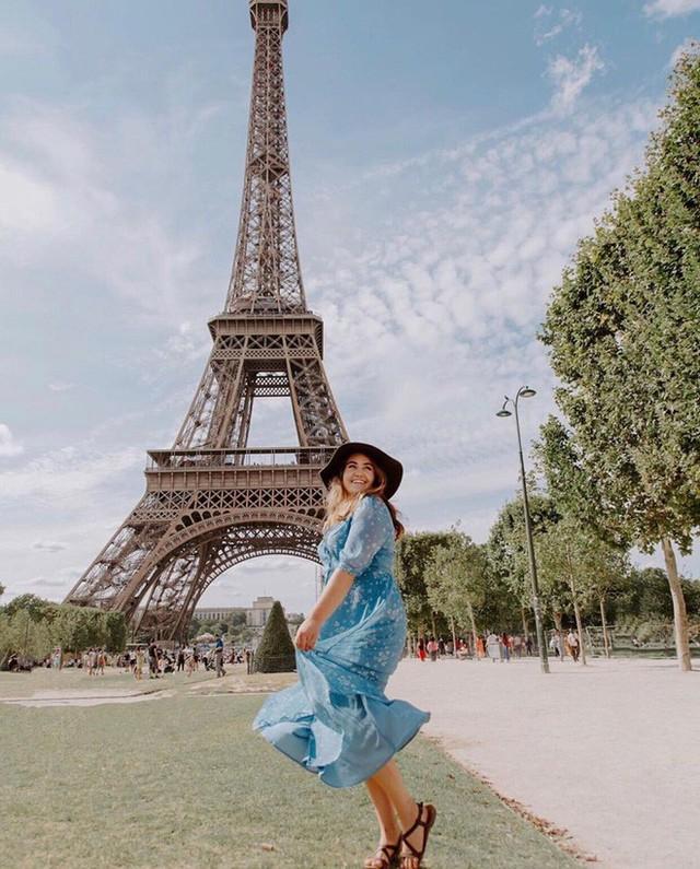Những địa điểm được check-in nhiều nhất trên Instagram: Tháp Eiffel dẫn đầu với gần 6 triệu hashtag - a3