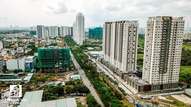 Sở Xây dựng TPHCM nói gì về việc Dự án The Park Residences xây dựng sai phép? - Ảnh 1.