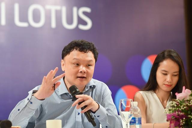 CEO VCCorp: Mạng xã hội Lotus không cạnh tranh trực tiếp với Facebook, sẽ có chỗ đứng riêng - Ảnh 1.