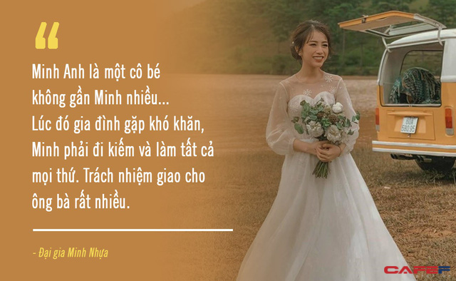 Xúc động trước lời dặn dò của đại gia Minh Nhựa đến con gái ngày cưới: Dù giàu có tới đâu, nhìn con hạnh phúc mới là điều quý giá nhất! - Ảnh 2.