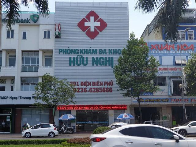 Kiến nghị đình chỉ phòng khám có bác sĩ Trung Quốc ở Đà Nẵng vì khám bệnh để vụ lợi - Ảnh 1.