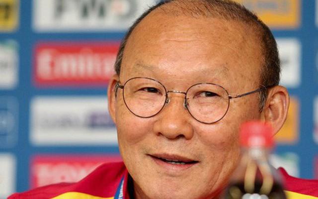 """HLV Park Hang-se """"Tôi tự hào về các học trò, Việt Nam sẽ hướng đến World Cup 2022"""""""